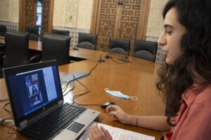 Fedeto reinicia el programa de tutorización con la Fundación Ortega-Marañón con alumnos de la Universidad de Minnesota