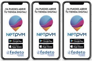NETPYM: tu tienda en Internet con la App de Fedeto
