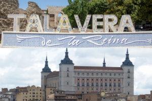Pactos por Talavera de la Reina y Toledo