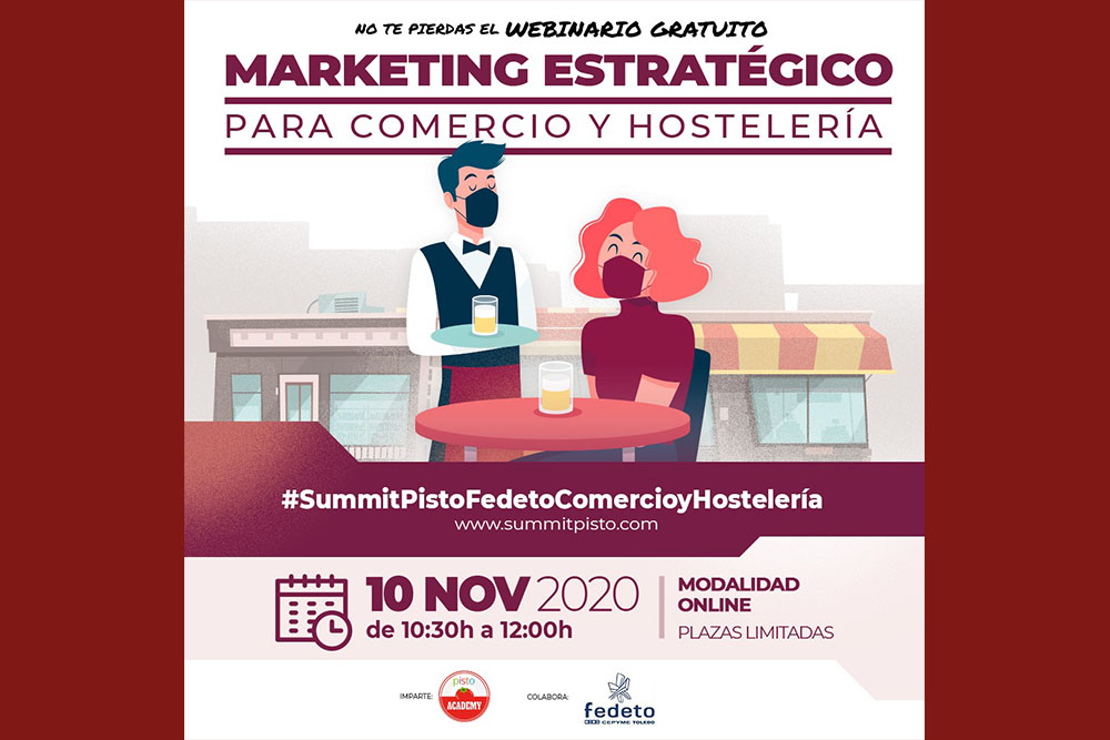Marketing estratégico para comercio y hostelería de Illescas-La Sagra