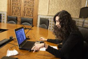 Comienzan las prácticas virtuales de FOM con estudiantes de Minnesota