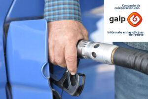 Ahorra en combustible con Galp