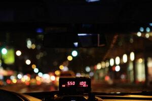 Malestar en los taxistas de la Sagra Baja