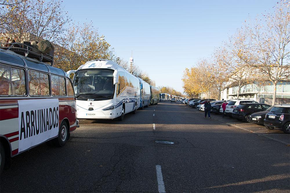 Impagos y retrasos: 4.000 reclamaciones del Transporte Escolar