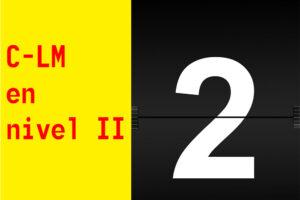 Castilla-La Mancha en nivel II