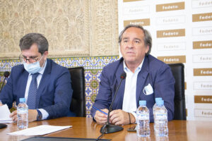 Ángel Nicolás reclama «un entorno seguro» para las pymes y autónomos