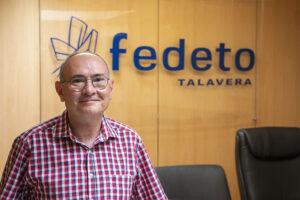 Se jubila Miguel Ángel Galet, tras 25 años en Fedeto