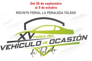 ¡Vuelve la Feria del Vehículo de Ocasión de Toledo!