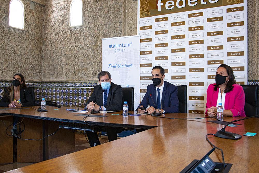 Etalentum facilitará su servicio de headhunter a las pymes de la provincia