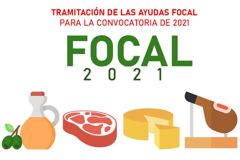 Ayudas Focal 2021 para el sector agroalimentario