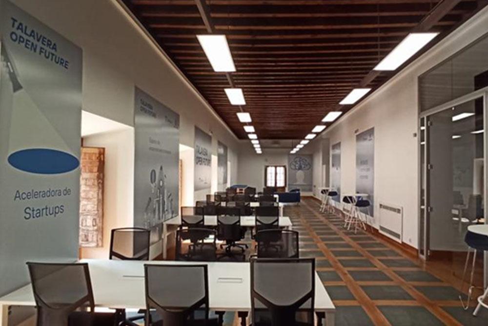 Talavera Open Future: presenta tu Startup