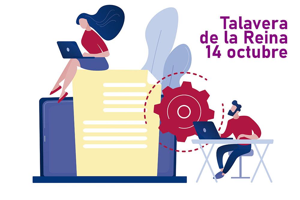 Te ayudamos a digitalizar tu empresa en Talavera de la Reina